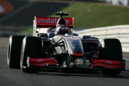 McLaren va ocupa ultimele pozitii ale grilei de start!7870