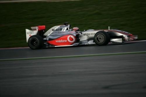 McLaren va ocupa ultimele pozitii ale grilei de start!7871