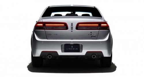 Noul Lincoln MKZ va costa 34.965 dolari!7857