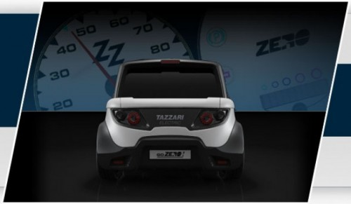 Tazzari Zero va debuta in 2010 si va costa sub 20.000 de euro!7849