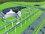 Planuri pentru o linie de cale ferata de mare viteza pe hidrogen in Detroit!7840