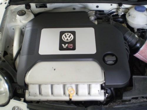 Video cu demarajul unui Volkswagen Lupo cu doua motoare VR6!7834