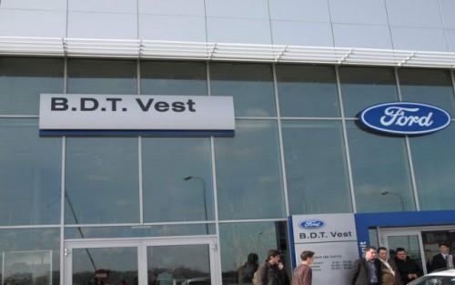 BDT Motors a investit 250.000 euro intr-un nou service Chrysler, Jeep si Dodge7807