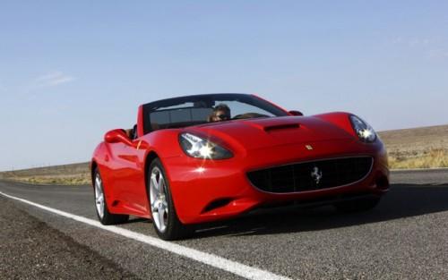 Ferrari vinde excelent in Romania7802