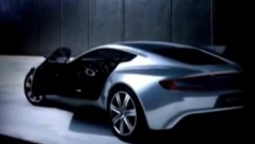 VIDEO: Un nou clip cu Aston Martin One-777801