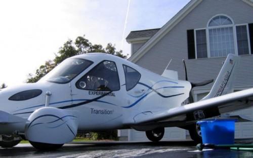 VIDEO: Au inceput testele la masina-zburatoare7779