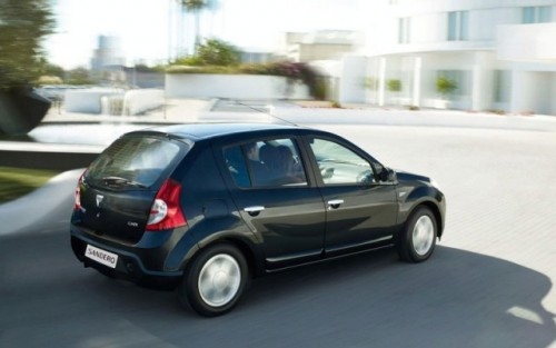 Dacia Sandero GPL costa 5.900 euro in Franta7760