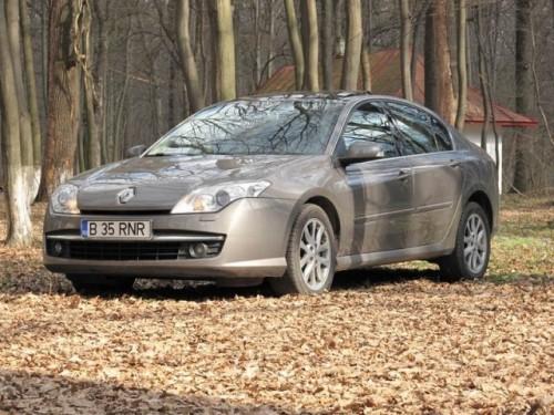 Test-drive cu Renault Laguna 2.0 dCi 150 CP7749