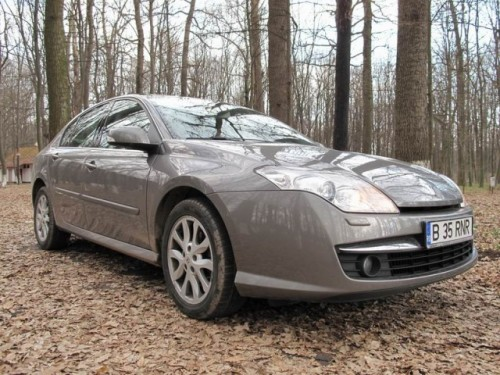 Test-drive cu Renault Laguna 2.0 dCi 150 CP7751