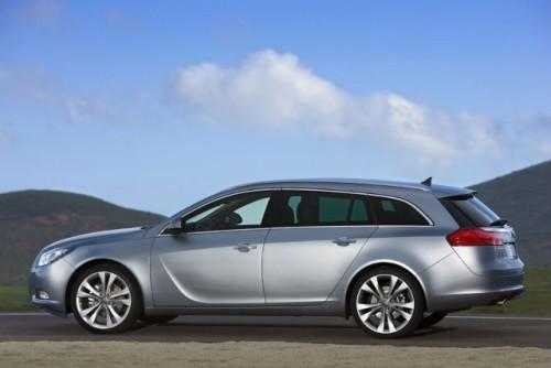 Opel a lansat noul Insignia break7728