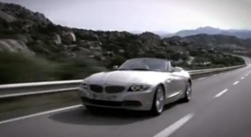 VIDEO: BMW Z4 Roadster castiga premiul Red Dot pentru design7677