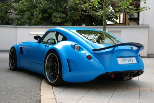 Wiesmann GT implicat intr-un tragic accident pe Autobahn!7672
