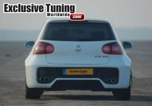 Un nou kit de caroserie pentru VW Golf!7634