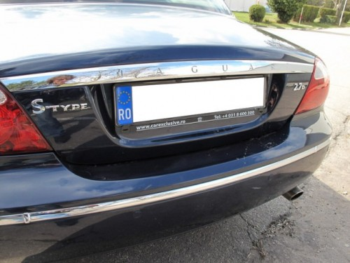 Vedete si masini: Jaguarul poarta Talisman7619