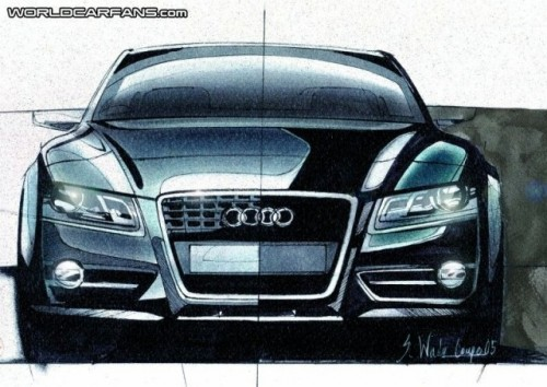 Audi S4 si S5 ar putea primi motoare cu 4 cilindri in 2014!7599