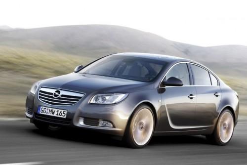 Opel Insignia - castigator al premiului de design