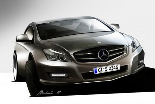 Asa va arata Mercedes-Benz CLS ?7506