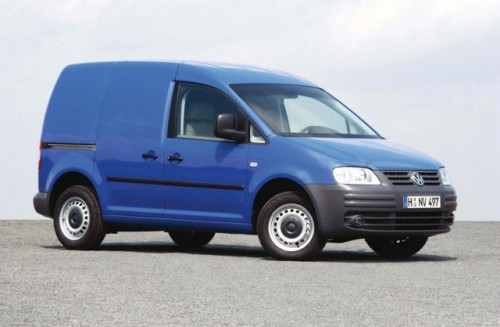Volkswagen prezinta Caddy 4MOTION furgon7438
