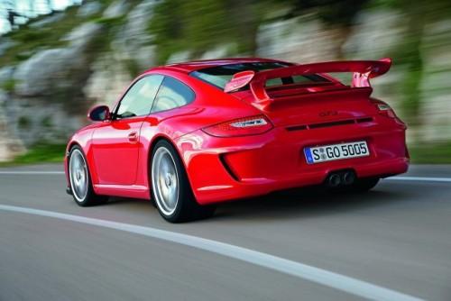 Noile Porsche Cayenne Diesel si 911 GT37430