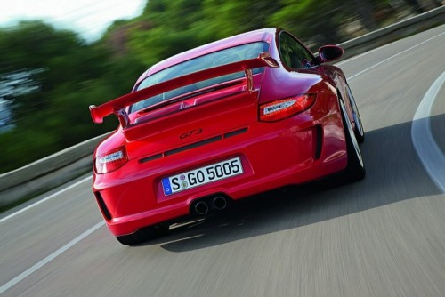 Noile Porsche Cayenne Diesel si 911 GT37431