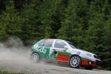 Skoda Fabia RS TDI ia startul la Brasov in Campionatul National de Raliuri 20097426