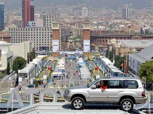 Salonul Auto de la Barcelona, salvat de guvernul spaniol7411