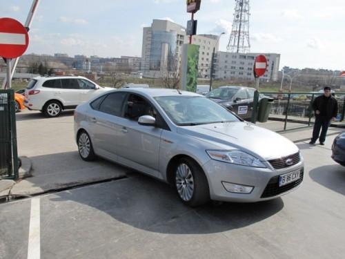 FC Rapid a testat Fordurile7385