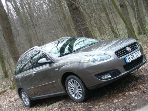 Drive-test cu Fiat Croma7333
