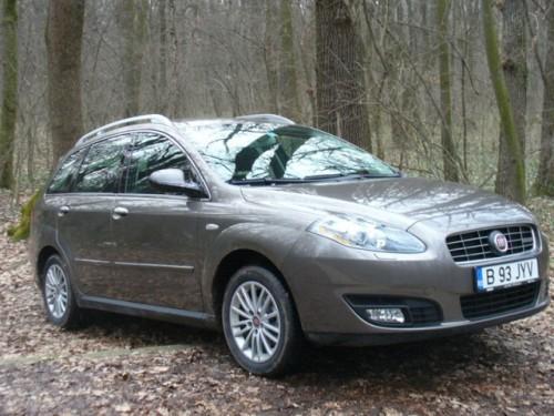 Drive-test cu Fiat Croma7334