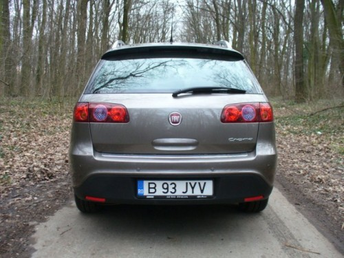 Drive-test cu Fiat Croma7340