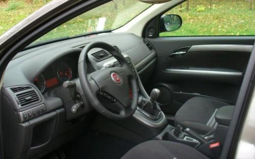 Drive-test cu Fiat Croma7351