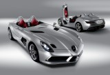 Iata noul supercar Mercedes SLR Stirling Moss!7296