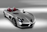 Iata noul supercar Mercedes SLR Stirling Moss!7297