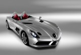 Iata noul supercar Mercedes SLR Stirling Moss!7297