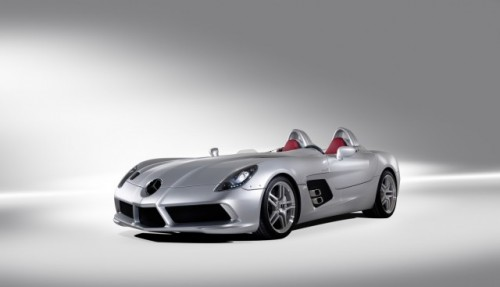 Iata noul supercar Mercedes SLR Stirling Moss!7309