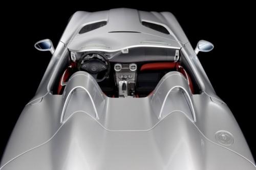 Iata noul supercar Mercedes SLR Stirling Moss!7314