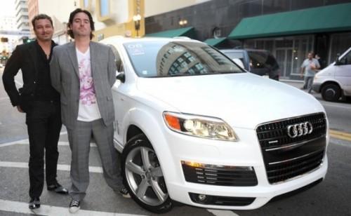 Audi pentru VIP-uri7246
