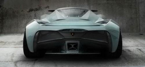 EXCLUSIV: Un roman a desenat Lamborghini-ul viitorului7174