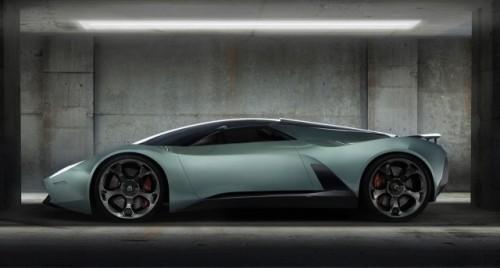 EXCLUSIV: Un roman a desenat Lamborghini-ul viitorului7175