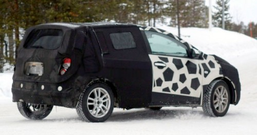 Chevrolet Aveo vazut la Cercul Arctic!7149