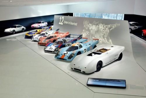Porsche celebreaza 40 de ani de la nasterea lui 9177137