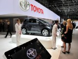 Geneva 2009: standul Toyota7088