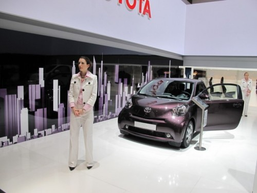 Geneva 2009: standul Toyota7090