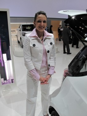 Geneva 2009: standul Toyota7092