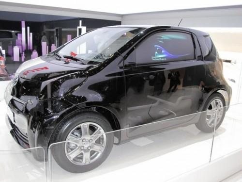 Geneva 2009: standul Toyota7099