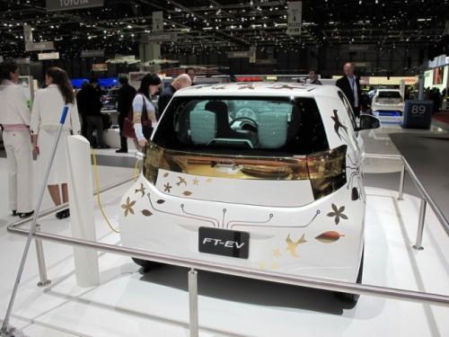 Geneva 2009: standul Toyota7103