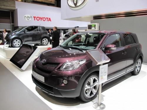 Geneva 2009: standul Toyota7106