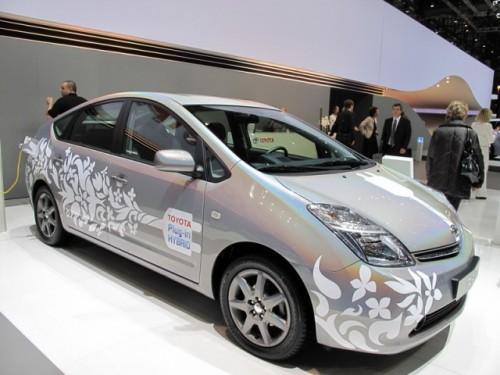 Geneva 2009: standul Toyota7107