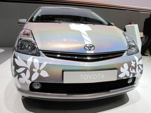 Geneva 2009: standul Toyota7110