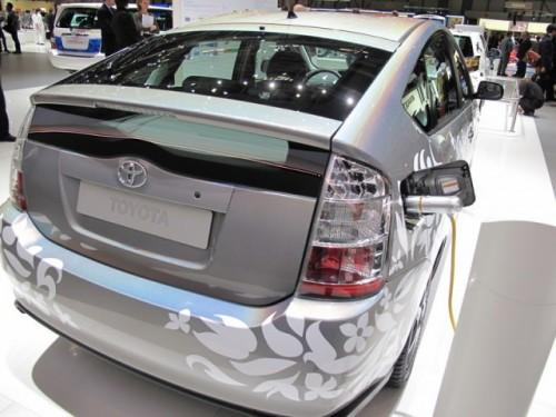 Geneva 2009: standul Toyota7113